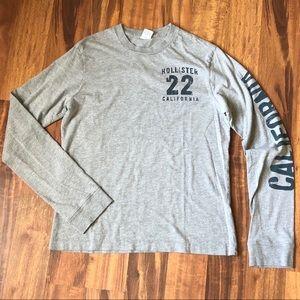 Men's Vintage Hollister Long Sleeve Shirt